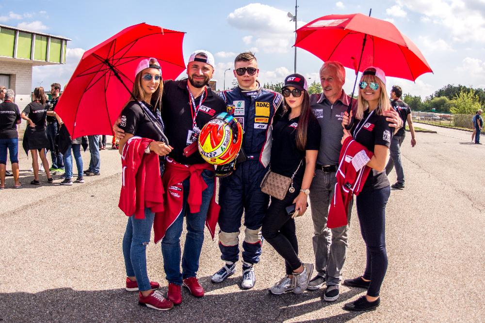 Úspěšný debut Vaška Šafáře ve formuli 3 v Brně v týmu GT2 Motorsport na Masaryk Racing Days 2018