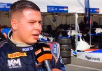 Vašek Šafář na FIA MOTORSPORT GAMES 2019